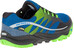 Merrell All Out Charge Gore-Tex - Chaussures Homme - vert/bleu